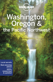 Reisgids Washington , Oregon and the Pacific Northwest | Lonely Planet | ISBN 9781787013643