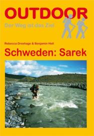Wandelgids Sarek | Conrad Stein Verlag | ISBN 9783866863651