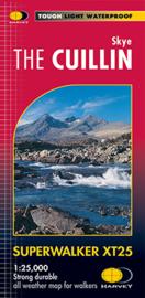 Wandelkaart Skye The Cuillin | Harvey Maps | ISBN 9781851374076
