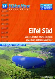 Wandelgids Eifel Süd | Hikeline | Wandelen in de zuidelijke eifel | ISBN 9783850005524