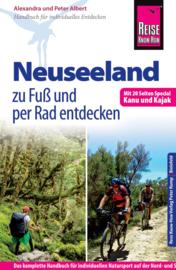 Wandelgids - Fietsgids Nieuw Zeeland : Neuseeland zu Fuß und per Rad entdecken | Reise Know How | ISBN 9783831726264