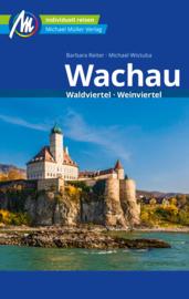 Reisgids Wachau Wald und Weinviertel | Michael Mueller Verlag | ISBN 9783899546181