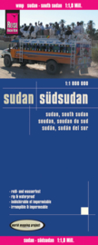 Wegenkaart Sudan | Reise Know How | 1:800.000 | ISBN 9783831772544