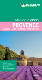 Reisgids Provence - Avignon - Apt - Marseille | Michelin groene gids | ISBN 9789401457132