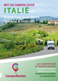 Campergids Met de Camper door Italië | Camperroutes.nl | ISBN 9789491856129
