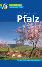 Reisgids Pfalz | Mueller Verlag | ISBN 9783956547393