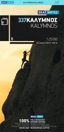 Wandelkaart Kalymnos | Terrain Maps 337 | 1:25.000 | ISBN 9789606845901