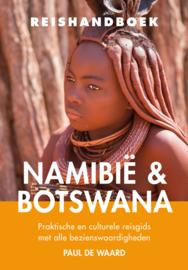 Reisboek Namibië en Botswana | Elmar Reishandboek | ISBN 9789038924823