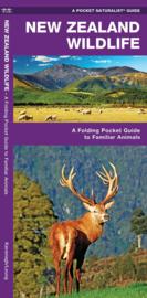 Natuurgids Nieuw Zeeland - New Zealand wildlife -  Kaartvorm | Waterford press | ISBN 9781583558904