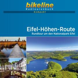 Fietsgids Eifel Höhen Route 232 km | Bikeline | ISBN 9783850008495