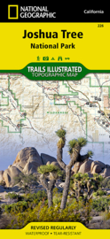 Wandelkaart Joshua Tree National Park | National Geographic 226 | ISBN 9781566953009