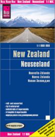Wegenkaart Nieuw Zeeland | Reise Know How | ISBN 9783831773152