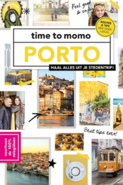 Reisgids Porto | Momedia - Time to Momo | ISBN 9789057678967