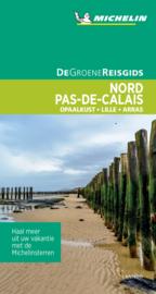 Reisgids Nord Pas de Calais | Michelin groene gids | ISBN 9789401465168