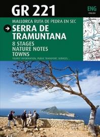 Wandelgids - Trekkinggids Tramuntana GR 221 | Triangle Postal | ISBN 9788484786221