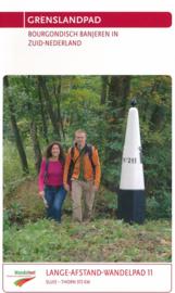 Wandelgids - Trekkinggids Grenslandpad Sluis - Thorn | Nivon | ISBN 9789071068911