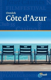 Reisgids Cote d`Azur | ANWB Ontdek | ISBN 9789018038205