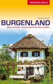 Reisgids Burgenland | Trescher Verlag | ISBN 9783897944510