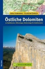 Wandelgids Östliche Dolomiten - oostelijk Dolomiten | Bruckmann Verlag | ISBN 9783765445699