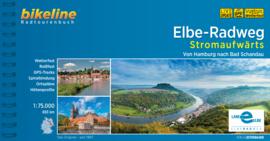 Fietsgids Elbe Radweg - Stromaufwärts - 690 km | Bikeline | ISBN 9783850008662