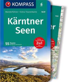 Wandelgids Karinthië - Kärntner Seen | Kompass | ISBN 9783990443484