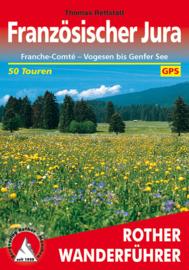 Wandelgids Französischer Jura | Rother Verlag | ISBN 9783763343720