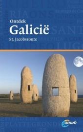 Reisgids Galicië en de Jacobsroute | ANWB Ontdek | ISBN 9789018038755