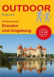 Wandelgids Dresden en omgeving | Conrad Stein Verlag | ISBN 9783866864528