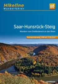 Wandelgids Saar Hunsrück Steig | Hikeline | ISBN 9783850007061