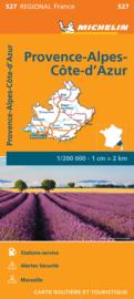 Wegenkaart Provence Alpes/ Cote d`azur 2020 | Michelin 17527 | ISBN 9782067243910
