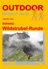 Wandelgids-Trekkinggids Wildstrubel Runde   Conrad Stein Verlag   ISBN 9783866862043