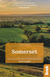 Reisgids Somerset | Slow Travel Bradt Travel Guides | ISBN 9781784776176