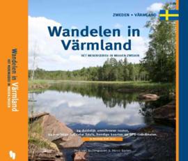 Wandelgids Wandelen in Värmland – Het merengebied in Midden-Zweden | One Day Walks | ISBN 9789078194132