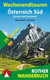 Wandelgids zuidelijk Oostenrijk | Rother Verlag | ISBN 9783763331475