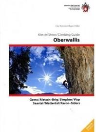 Klimgids Kletterführer Oberwallis | SAC - Schweizer Alpen Club | ISBN 9783859023109