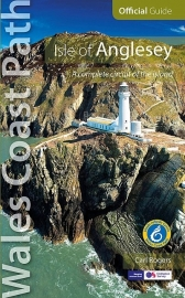Wandelgids Walking the Isle of Anglesey Coastal Path | Mara Books | ISBN 9781902512150