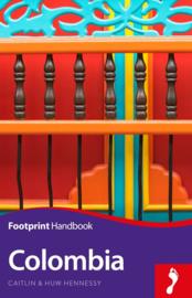 Reisgids Colombia | Footprint Handbook  | ISBN 9781911082538