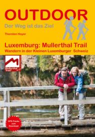 Wandelgids - Trekkinggids Mullerthal Trail | Conrad Stein verlag | ISBN 9783866866607