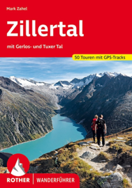 Wandelgids Zillertal | Rother Verlag | ISBN 9783763344789