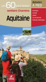 Wandelgids Aquitaine | Chamina | ISBN 9782844664273
