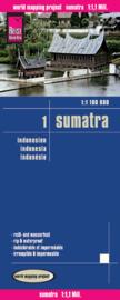 Wegenkaart Sumatra | Reise Know how | 1:1.5 miljoen | ISBN 9783831772285
