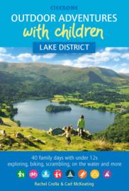 Wandelgids Outdoor Adventures with Children - Lake District | Cicerone | ISBN 9781852849566
