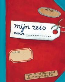 Reisdagboek Mijn Reis - kinderdagboek | Querido | ISBN 9789038924021