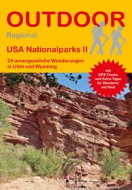 Wandelgid Utah und Wyoming  Nationalparks | Conrad Stein Verlag | ISBN 9783866865945