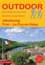 Wandelgids Trier / Le puy en Velay | Conrad Stein Verlag | ISBN 9783866866621