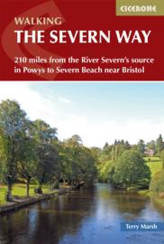 Wandelgids The Severn Way | Cicerone | ISBN 9781786310194