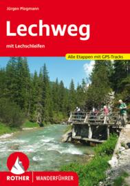 Wandelgids Lechweg | Rother Verlag | ISBN 9783763344819