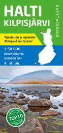 Wandelkaart  Halti-Kilpisjarvi NP | Karttakeskus  - Genimap | 1:50.000 | ISBN 9789522665928