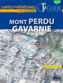 Wandelkaart Gavarnie - Mont Perdu | Editions SUA | 1:25.000 | ISBN 9788482165981