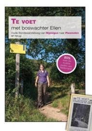 Wandelgids Te voet met boswachter Ellen | Nijmegen – Plasmolen | Ellen Luijcks - Natuurportret | ISBN 9789081571548